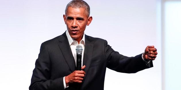 """Obama va donner une conférence à Paris pour """"Les Napoléons"""" le 2 décembre"""