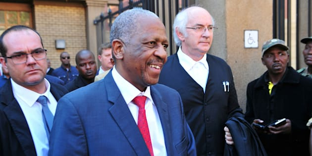 ANC veteran Mathews Phosa.