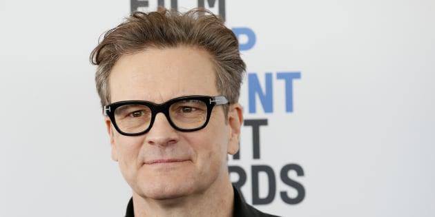 Colin Firth à Santa Monica le 25 février 2017.