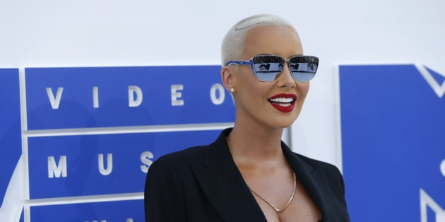 Amber Rose à New York en 2016.