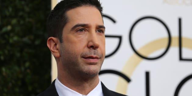 Avant les Oscars, David Schwimmer et une trentaine d'hommes lancent #AskMoreOfHim en soutien aux victimes de violences sexuelles