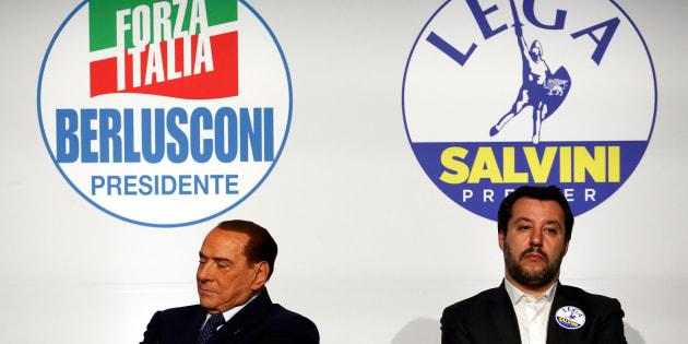 Grande freddo tra Lega e Forza italia: braccio di ferro dall'Abruzzo alla ...