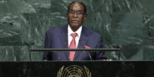 L'OMS renonce à nommer Robert Mugabe, président du Zimbabwe, ambassadeur de bonne volonté.
