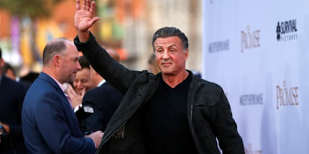 Sylvester Stallone shells out Dollars 400000 on his 'Rocky' statue