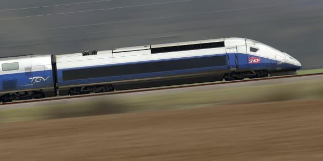 Le TGV Paris-Saint-Brieuc, censé battre un record sur ce trajet, est arrivé avec 2 heures de retard