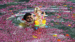 11 People Dead During Immersion Of Ganesh Idols In