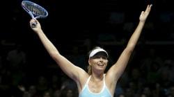 Maria Sharapova asegura que nada ni nadie la detendrá de alcanzar sus