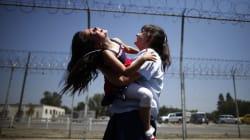 Trump busca separar a madres inmigrantes de sus hijos, si cruzan a
