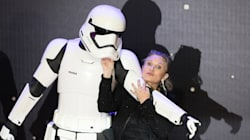 Carrie Fisher, la princesse Leia de
