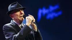 Leonard Cohen et Lisa LeBlanc parmi les finalistes du Prix