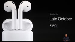 Apple retarde la sortie de ses Airpods sans dire