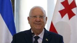 Se disculpa presidente israelí por 'mero