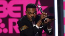 Aux BET Awards, l'hommage de Michelle Obama à ce rappeur l'a ému aux