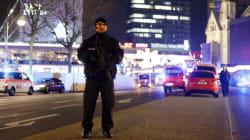 Daech revendique l'attentat sur un marché de Noël de