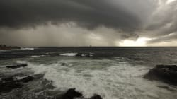 Watch: The Latest Storm Pictures From Cape