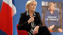 Le Pen dice que los controles de capital son una opción para una salida de Francia de la