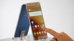 Samsung pourrait reconditionner les Note 7 défectueux pour... les vendre en Inde et au