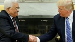 Trump anuncia que iniciará contactos con Israel, Palestina y líderes árabes para retomar el proceso de