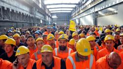 Devinez quel chef d'État s'est fait ovationner par ces ouvriers en dénonçant les