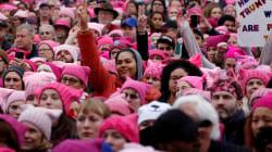 Le jour où j'ai marché pour le droit des femmes à