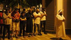 Un imam ha evitato il linciaggio dell'autista del van piombato sulla folla vicino alla moschea di