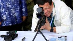 La nueva burrada de Duterte: