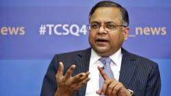 N. Chandrasekaran Takes Charge Of Tata Sons