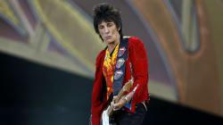 Ronnie Wood, le guitariste des Rolling Stones, révèle avoir eu un cancer du