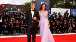 FOTOS: Clooney acapara las miradas en el festival de