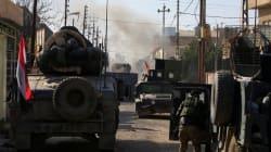 Tropas iraquíes entran a Mosúl por primera