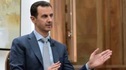 Syrian President Bashar al-Assad Says Idlib Chemical Attack '100 Percent