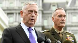 Washington promet «une réponse militaire massive» en cas de menaces de