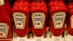 Ketchup, pâtes et robinets interdits d'importation en