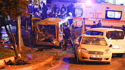 Suspected Car Bomb Wounds 20 Outside Istanbul Football
