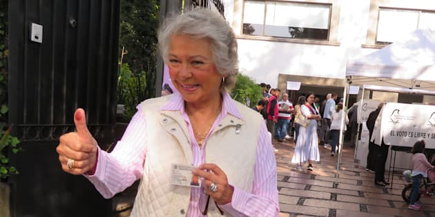 La ex ministra Olga Sánchez Cordero es la propuesta de AMLO para la Secretaría de Gobernación.