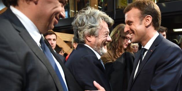 Jean-Louis Borloo va aider Emmanuel Macron à établir le plan en faveur des quartiers en difficulté.
