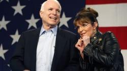 Sarah Palin, l'ex-colistière de John McCain, n'a pas été invitée à ses