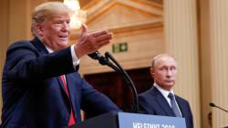 Putin afirmó frente a Trump que la supuesta 'injerencia rusa' es
