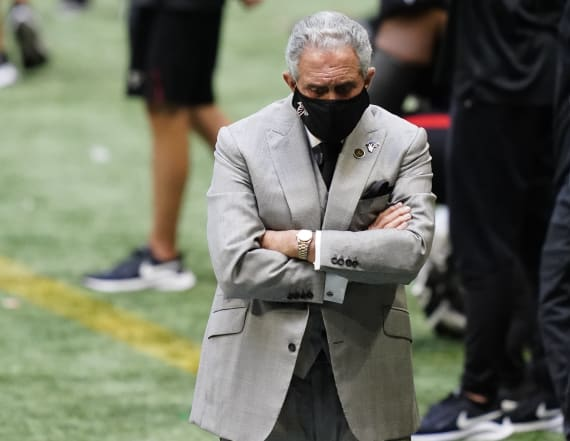 Falcons owner calls out team for not knowing rules