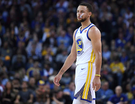 Stephen Curry out at least 3 weeks after injury
