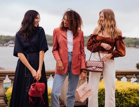 Blake Geffen is changing the fashion rental market