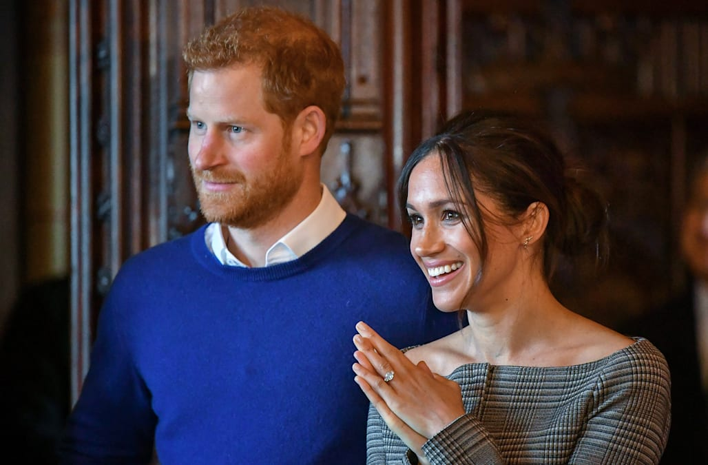 The person who set up Meghan Markle and Prince Harry has finally been  revealed