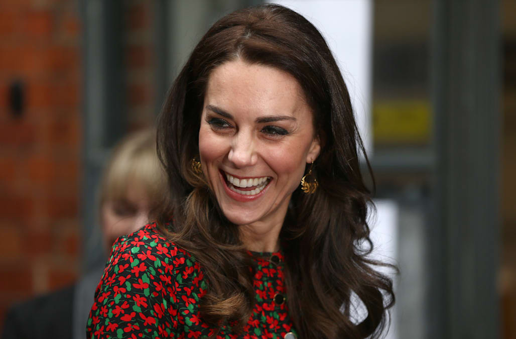 a8dcd70e3421 The one rule Kate Middleton must follow at Meghan and Harry s wedding