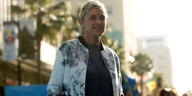 Ellen DeGeneres shocks audience by giving them $1 million