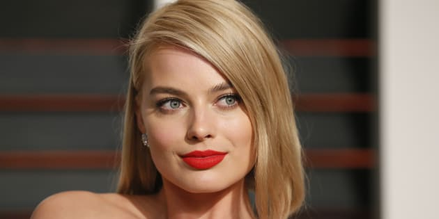 Margot Robbie opens up about that 'weird' interview.