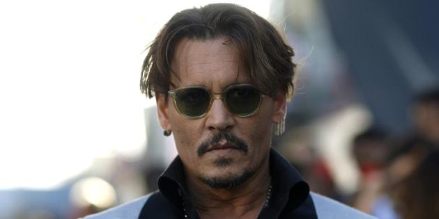 Depp durante la premiere de la película Piratas del Caribe: El cofre del hombre muerto en Los Ángeles, California en mayo del año pasado.