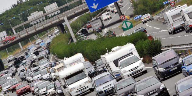 Info trafic: Bison Futé un retour de week-end chargé et voit rouge en ce lundi de Pâques