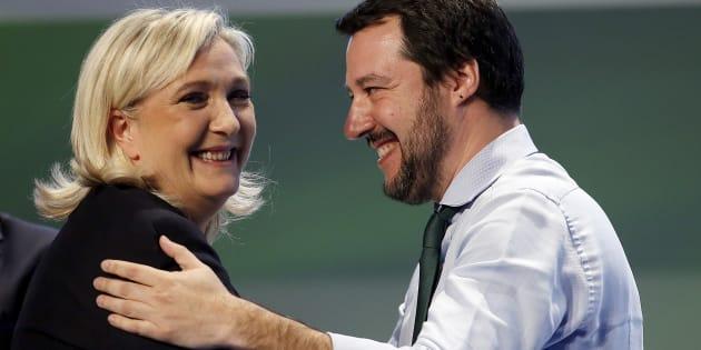 Parlamento Ue: le spese pazze del gruppo di Le Pen e Salvini