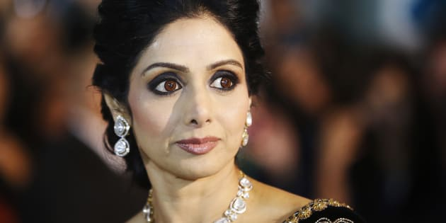 Legendary Bollywood Actress Sridevi passes away at 54