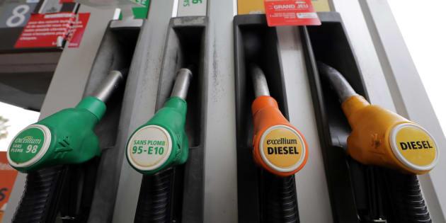 Les pompes de E95, E10 ou diesel ont désormais un nouveau logo dans toute l'Europe.